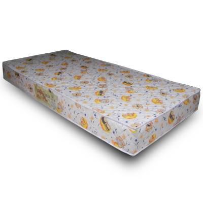 Colchão Solteiro D28 78x188x15 em tecido bordado