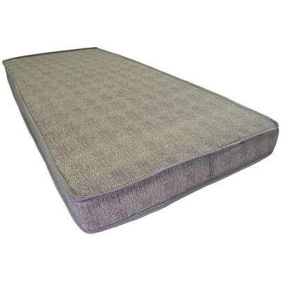 Colchão Solteiro D33 78x188x15 em tecido liso