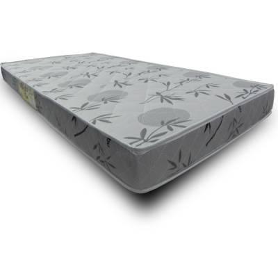 Colchão Solteiro D45 88x188x15 em tecido bordado