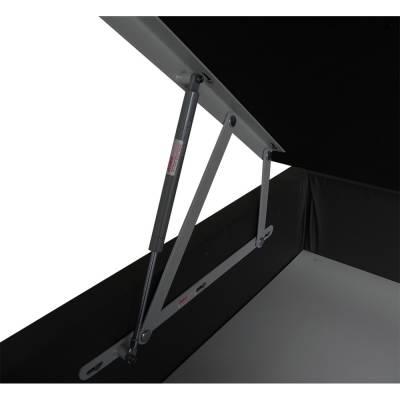 Box com baú solteiro abertura lateral