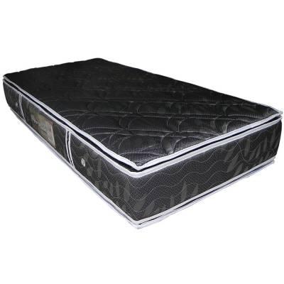 Colchão Solteiro molas ensacadas 88x188x33 com pillow